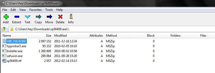 AAHD3-HB (Hibiscus) 655590-001 Motherboard BIOS Recovery / De-Brick